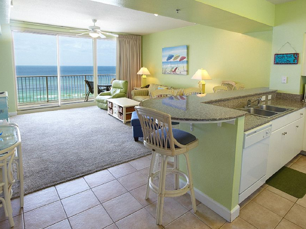 Book Now - Shores of Panama Unit 911 - One Bedroom
